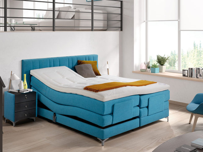 Een boxspring bed of een klassiek bed met lattenbodem?
